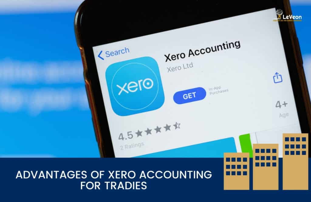 Advantages of Xero Accounting for Tradies