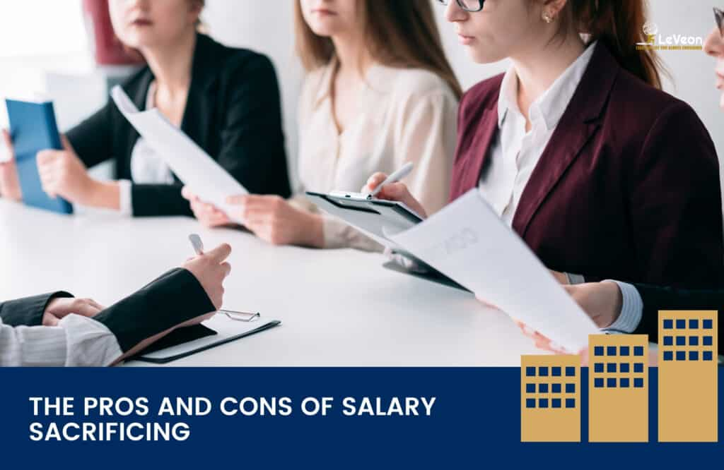 The Pros and Cons of Salary Sacrificing